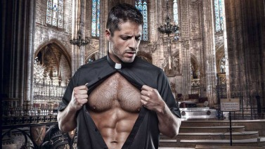 hot Priest 1