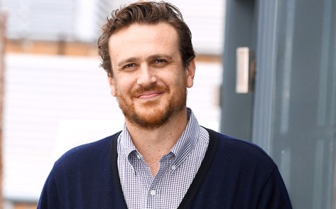 LONDON, ENGLAND - JUNE 14:  Jason Segal promotes the film 'The Five-Year Engagement' at Soho Hotel on June 14, 2012 in London, England.  (Photo by Mike Marsland/WireImage)